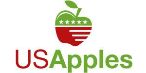 USApple Logo