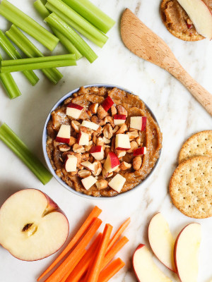 Apple, Maple & PB Dip FINAL