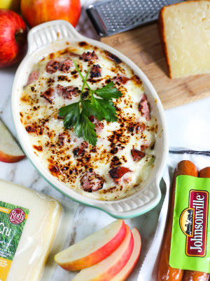 Roth Quick Queso and Apple Fundido_Final